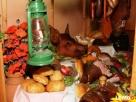 Radom Stół wiejski na wesela i inne imprezy
