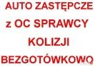 Samochód zastępczy z OC sprawcy kolizji ZA DARMO !!! Wrocław