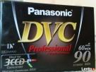 Sprzedam kasety do kamery Panasonic AY-DVM60YE MiniDv Profes Giżycko