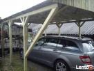 WIATY Garażowe CARPORT Altana WIATA - 4