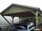 WIATY Garażowe CARPORT Altana WIATA - 1
