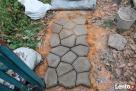 Forma do kostki betonowej - Kocie Łby 60x60 cm - 4