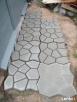 Forma do kostki betonowej - Kocie Łby 60x60 cm - 2