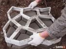Forma do kostki betonowej - Kocie Łby 60x60 cm Łódź