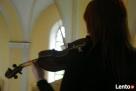 skrzypce na ślub, uroczystość, oprawa muzyczna Siemiatycze
