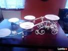 stojak na torty,ciasta,metaloplastyka Lubomierz