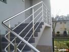 balustrady balkony ze stali nierdzewnej Dębica