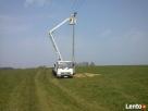 Usługi podnośnikem koszowym 12 metrów Rzepin
