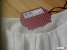 Bluzka elegancka ekrii roz38 - 2