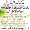 mobilna kosmetyczka - Profesjonalna kosmetyka SALUS Chrzanów