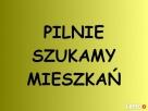 Pilnie szukamy mieszkania 2,3-pokojowego Kraków