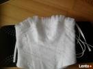 Suknia ślubna śniezno biała - 7