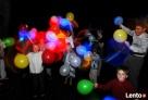 Balony LED swiecace balony z helem Wrocław cala Polska Wrocław
