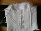 Suknia ślubna śniezno biała - 6