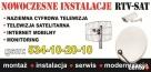 MONTAŻ anten satelitarnych ANTENY nc+ cyfrowy polsat 24h Warszawa