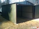 Garaż blaszany blaszaki garaże blaszane OBNIŻKA CEN - 6