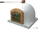 Piec chlebowy piec do pizzy opalany drewnem TUMA 120 B1 - 1