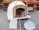 Piec chlebowy piec do pizzy opalany drewnem TUMA 120 B1 - 3