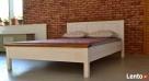 Drewniane Łóżka 120,140,160,180,200 Prosto od PRODUCENTA -  - 1
