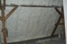 Ocieplenie dachu poddasza pianka - 4