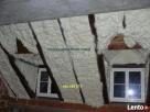 Ocieplenie poddasza dachu pianka PUR - 2