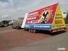 Mobilna reklama XXXL -Konin