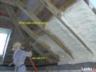 Ocieplenie poddasza dachu pianka PUR - 3