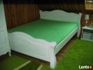 Unikatowe Drewniane Łóżka 140,160,180,200 Różne Kolory  - 2