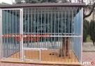 Garaże blaszane, kojce dla psów, hale, magazyny - Producent - 2
