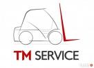 Wynajem wózków widłowych TM Service Wrocław