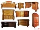 Unikatowe Drewniane Łóżka 140,160,180,200 Różne Kolory  - 8