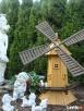 Wiatrak ogrodowy drewniany WKR- 110cm PRODUCENT!!!