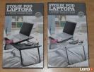 Stolik pod laptopa 60x35x23,5 cm Szczecinek