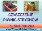Wywóz, sprzątanie, utylizacja, strych, dom, piwnica, cena - 3