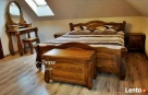 Nowe Solidne Drewniane Biurko Love - PRODUCENT - 6