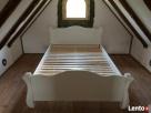 Drewniana Sypialnia 180x200 , Różne Kolory - PRODUCENT - 2