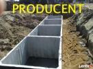 Szamba betonowe szczelne z atestem – producent. - 1