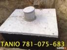 Szamba betonowe szczelne z atestem – producent. - 2