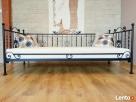 Łóżka metalowe sofy do salony sypialni WZÓR 4S Świerzawa