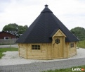 Chata grill + sauna, altana, hot tube, domek NA RATY Raszyn