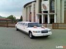 Limuzyna LINCOLN TOWN CAR dla 8 osób Świdnica