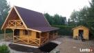 Budowa domów drewnianych szkieletowych, letniskowych - 8