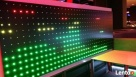 Oświetlenia dyskotekowe LED Strumień