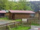 Sprzedam nowy drewniany domek nad jeziorem Olszyna