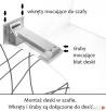 Deska do prasowania do zabudowy wysuwana z szafy NOWOŚĆ - 4