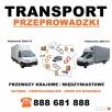 TRANSPORT Przeprowadzki Bydgoszcz. tel 888-681-888