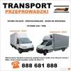 PRZEPROWADZKI TRANSPORT BAGAŻOWY BYDGOSZCZ TEL.888-681-888