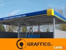 Otoki reklamowe dla stacji paliw _ GRAFFICO - 5