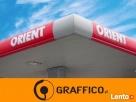 Otoki reklamowe dla stacji paliw _ GRAFFICO - 1