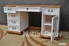 Nowe Drewniane Biurko od PRODUCENTA tel 669-125-410 - 3